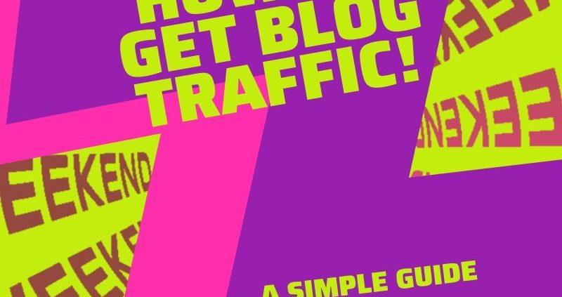 singapore blog traffic